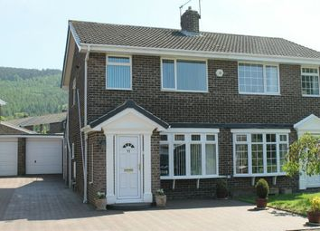 Thumbnail 3 bed semi-detached house for sale in Tetcott Close, Hunters Hill, Guisborough