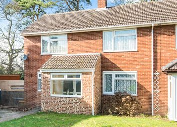 Thumbnail 3 bedroom end terrace house for sale in Seymour Close, Shirley, Southampton