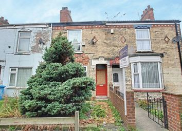 Thumbnail 2 bed terraced house for sale in Henley Villas, Adderbury Grove, Hull