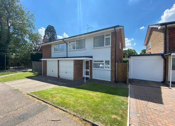 Thumbnail 3 bed semi-detached house for sale in Regent Crescent, Redhill, Surrey