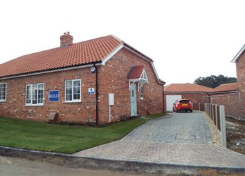 Thumbnail 2 bed semi-detached bungalow to rent in Househams Lane, Legbourne, Louth