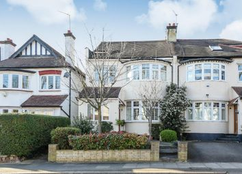Thumbnail 4 bed semi-detached house for sale in Windermere Avenue, Finchley N3,