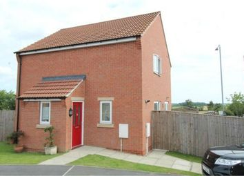 Thumbnail 3 bed detached house for sale in Redholme Close, Carlton-In-Lindrick, Worksop, Nottinghamshire