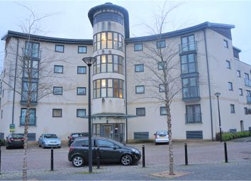 Thumbnail 2 bed flat for sale in 25 Pasteur Drive, Swindon