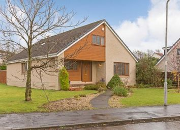 Thumbnail 5 bed detached house for sale in Scott Drive, Greenfaulds, Cumbernauld, North Lanarkshire