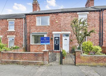Thumbnail 2 bed terraced house for sale in Hawthorn Terrace, Chester Le Street
