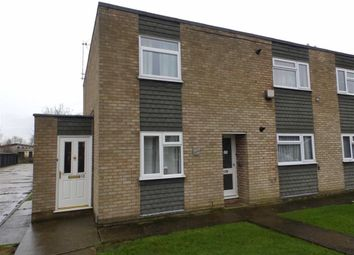 Thumbnail 2 bed maisonette for sale in Fairlight Close, Ipswich, Suffolk