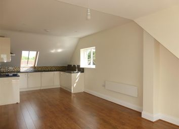 Thumbnail 1 bed flat to rent in High Street, Whitchurch, Aylesbury