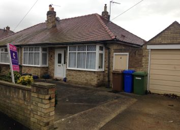Thumbnail 2 bed bungalow to rent in Omega Road, Bridlington