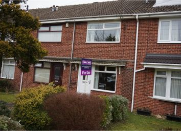 Thumbnail 2 bed town house for sale in Magna Crescent, Rotherham