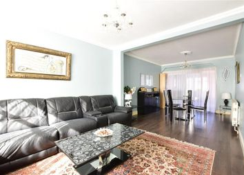 Thumbnail 4 bedroom terraced house for sale in Knebworth Avenue, London