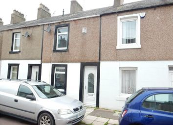 Thumbnail 2 bed terraced house for sale in 40 Clay Street, Workington, Cumbria
