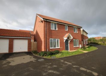 4 bed detached house for sale in Florence Way, Exeter EX1
