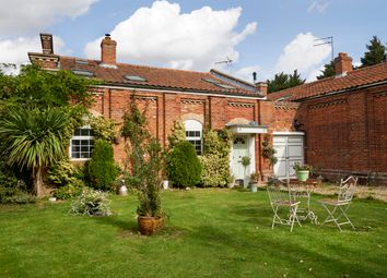 Thumbnail 4 bed cottage for sale in The Old Sawmills, Flixton, Bungay