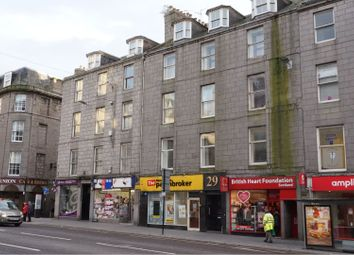 Thumbnail 1 bed flat for sale in Union Street, Aberdeen