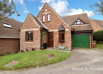 Thumbnail 3 bed detached house for sale in Wilding Road, Ipswich