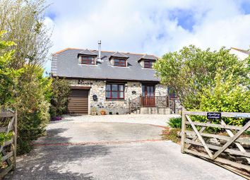 Thumbnail 3 bed detached house for sale in Higher Condurrow, Camborne