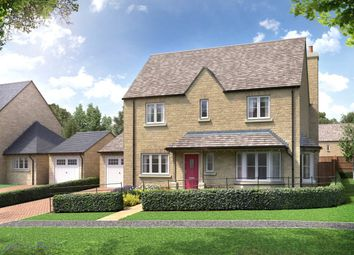 Thumbnail 4 bed detached house for sale in Plot 31, Deanfield Grange, Milton Road, Shipton-Under-Wychwood, Oxfordshire