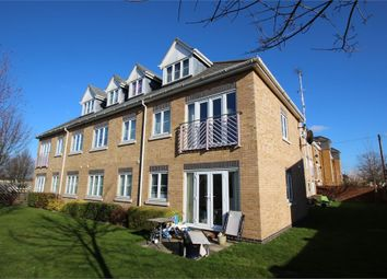 Thumbnail 3 bed flat for sale in St Davids Court, London Road, Ashford, Surrey