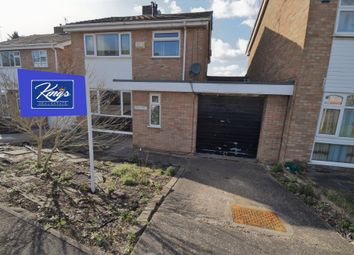 Thumbnail 3 bed semi-detached house for sale in Colebrook Close, Evington, Leicester