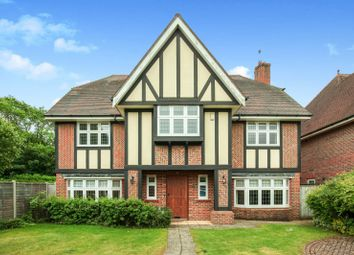 Thumbnail 4 bed detached house to rent in Limewood Close, Beckenham