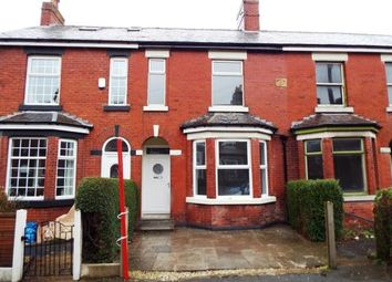 Thumbnail 3 bed terraced house for sale in Station Road, Marple, Stockport, Cheshire