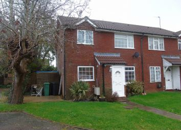 Thumbnail 1 bed semi-detached house for sale in Snowdon Close, Eastbourne