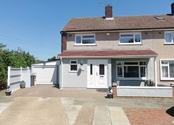 Thumbnail 3 bed semi-detached house for sale in Westland View, Stifford Clays
