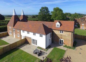 Thumbnail 5 bed semi-detached house for sale in Maidstone Road, Hadlow, Tonbridge
