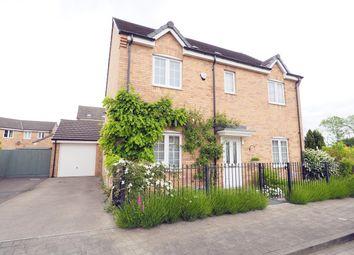 Thumbnail 4 bedroom detached house for sale in Cornmill Road, Sutton-In-Ashfield