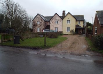 Thumbnail 3 bed cottage to rent in Hankham Hall Road, Hankham, Pevensey