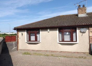 Thumbnail 2 bed semi-detached bungalow for sale in Whitecroft, Maryport, Cumbria