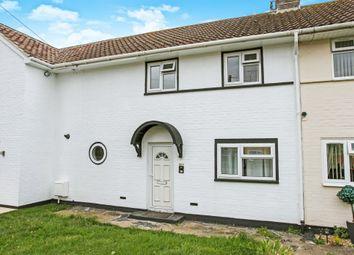 Thumbnail 3 bed terraced house for sale in Coronation Road, Durrington, Salisbury