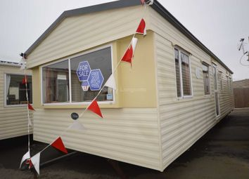3 bed mobile/park home for sale in Harts Holiday Park, Leysdown Road, Leysdown On Sea, Isle Of Sheppey ME12