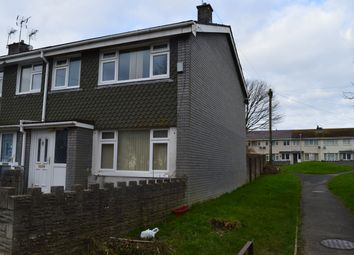 Thumbnail 3 bedroom end terrace house for sale in Bedford Rise, Llantwit Major