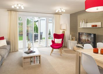 "Thumbnail 2 bed semi-detached house for sale in ""Willow"" at Laurels Road, Offenham, Evesham"