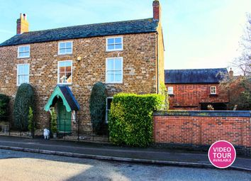 Thumbnail 5 bed detached house for sale in Stapleford Road, Whissendine, Oakham