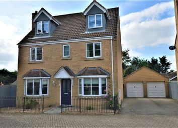 Thumbnail 5 bedroom detached house for sale in Collyns Way, Collyweston, Stamford