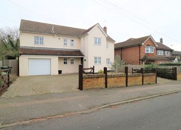 Thumbnail 6 bed detached house for sale in Highland Road, Nazeing, Waltham Abbey