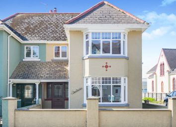 Thumbnail 4 bedroom semi-detached house for sale in Vergam Terrace, Fishguard