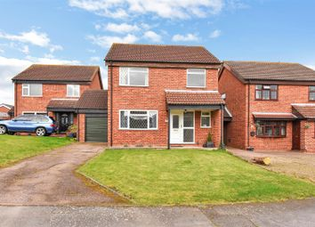 Thumbnail 4 bedroom detached house for sale in Barngate Close, Melton Mowbray