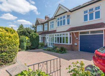 Thumbnail 7 bed semi-detached house for sale in Parsonage Gardens, Chase Side Estate, Enfield