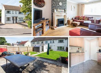 Thumbnail 3 bed semi-detached house for sale in Roman Way, Caerleon, Newport
