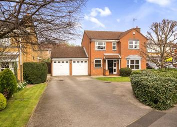 Thumbnail 4 bed detached house for sale in Crosslands Meadow, Colwick, Nottingham, Nottinghamshire