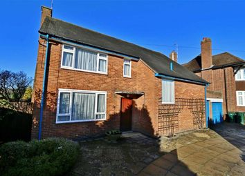 Thumbnail 4 bedroom detached house for sale in Armorial Road, Styvechale, Coventry