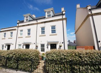 Thumbnail 3 bed end terrace house for sale in Yew Tree Road, Brockworth, Gloucester