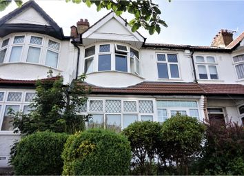 Thumbnail 3 bed terraced house for sale in Falkland Park Avenue, South Norwood