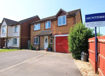 Thumbnail 4 bed detached house for sale in Briar Mead, Yatton, North Somerset