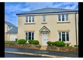 Thumbnail 4 bed detached house to rent in Park Kres, St Agnes