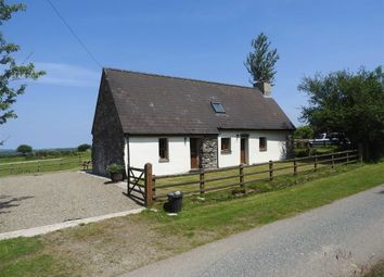 Thumbnail 3 bed cottage for sale in Brynberian, Crymych
